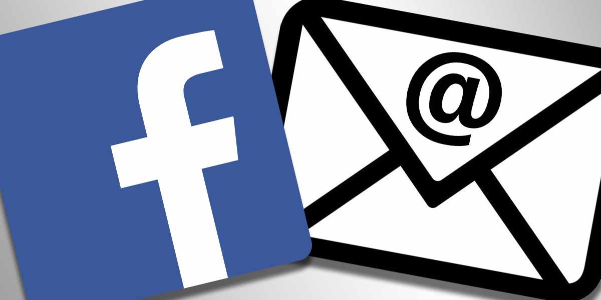 newsletter e facebook