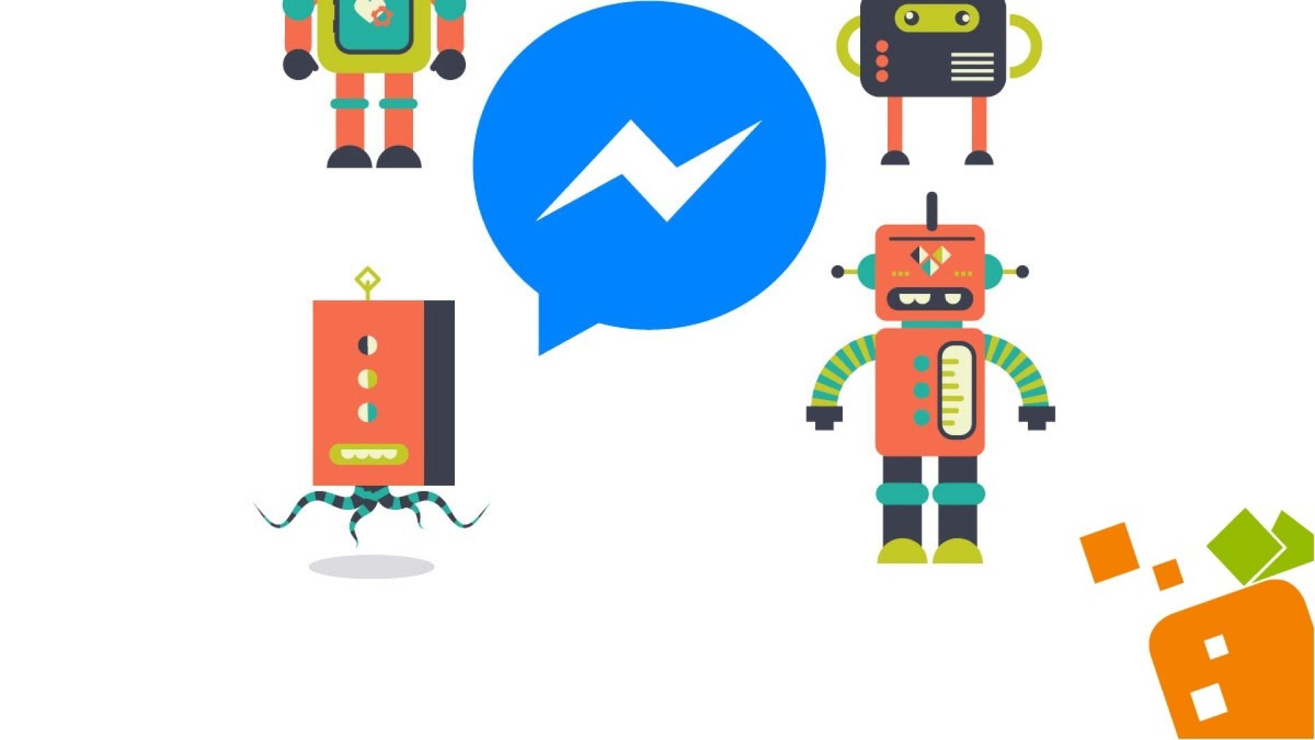 immagine blog Zuckerberg ha annunciato l'arrivo dei Bot su Messenger!