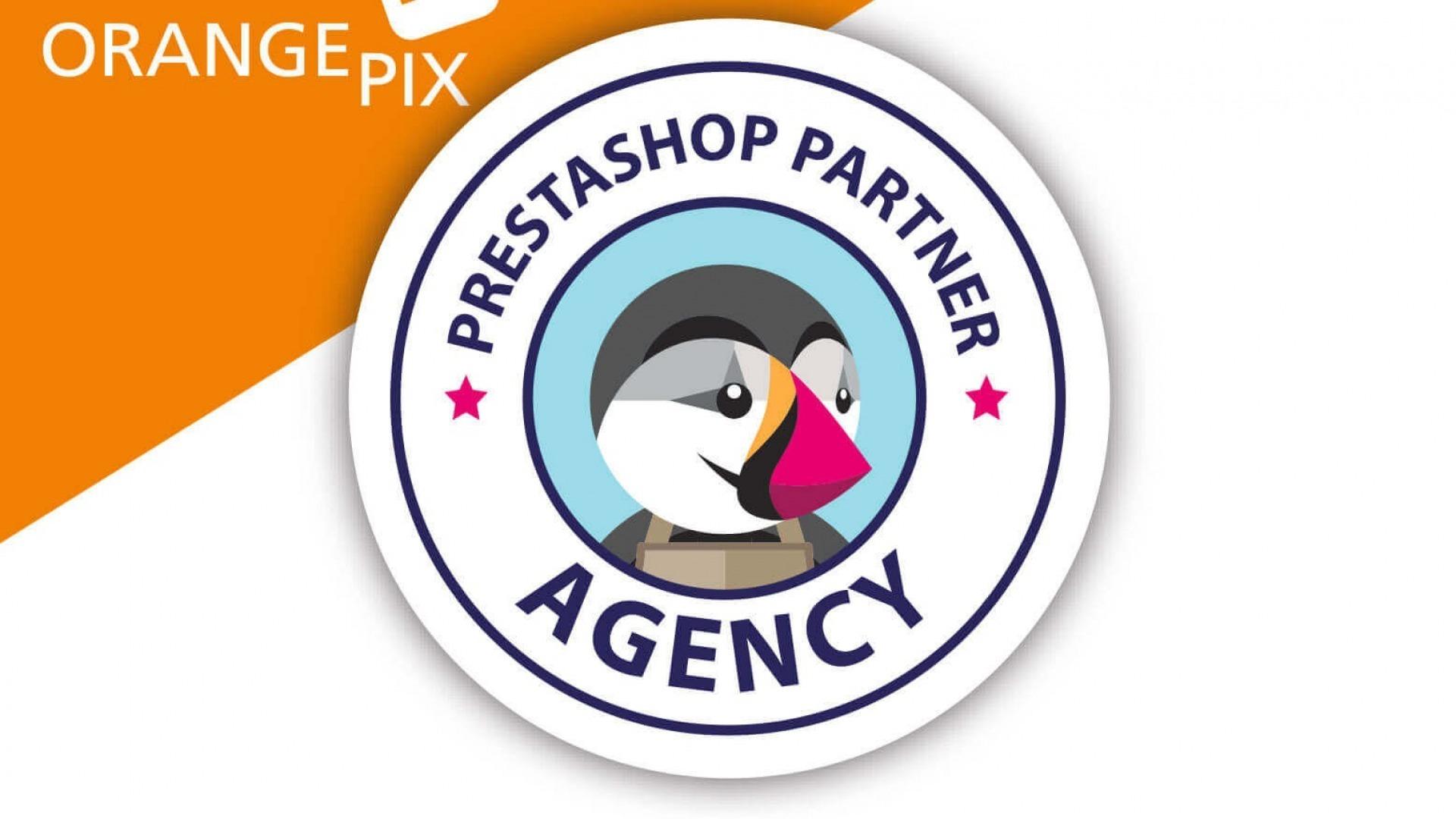 immagine blog OrangePix è ufficialmente PrestaShop Partner!