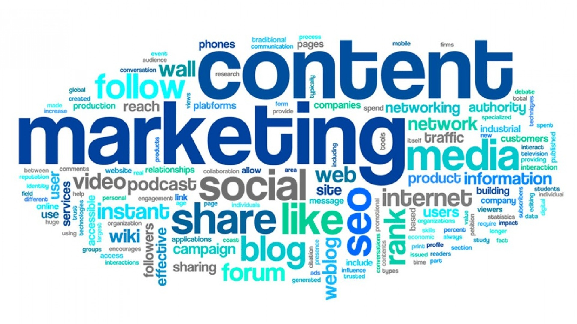 Content is the king per un marketing forte e coinvolgente