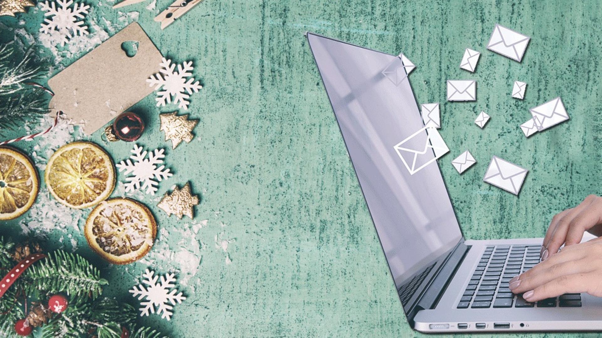 Direttamente sotto l'albero con la newsletter giusta!