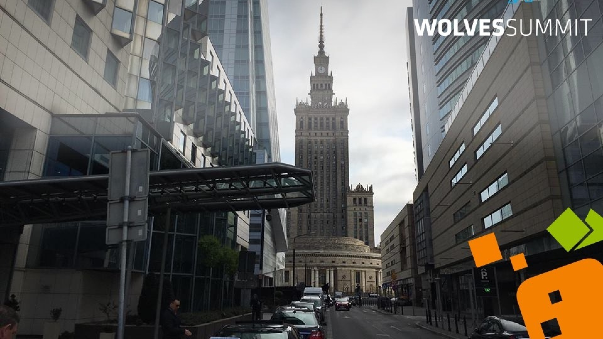 Siamo a Varsavia per il Wolves Summit!