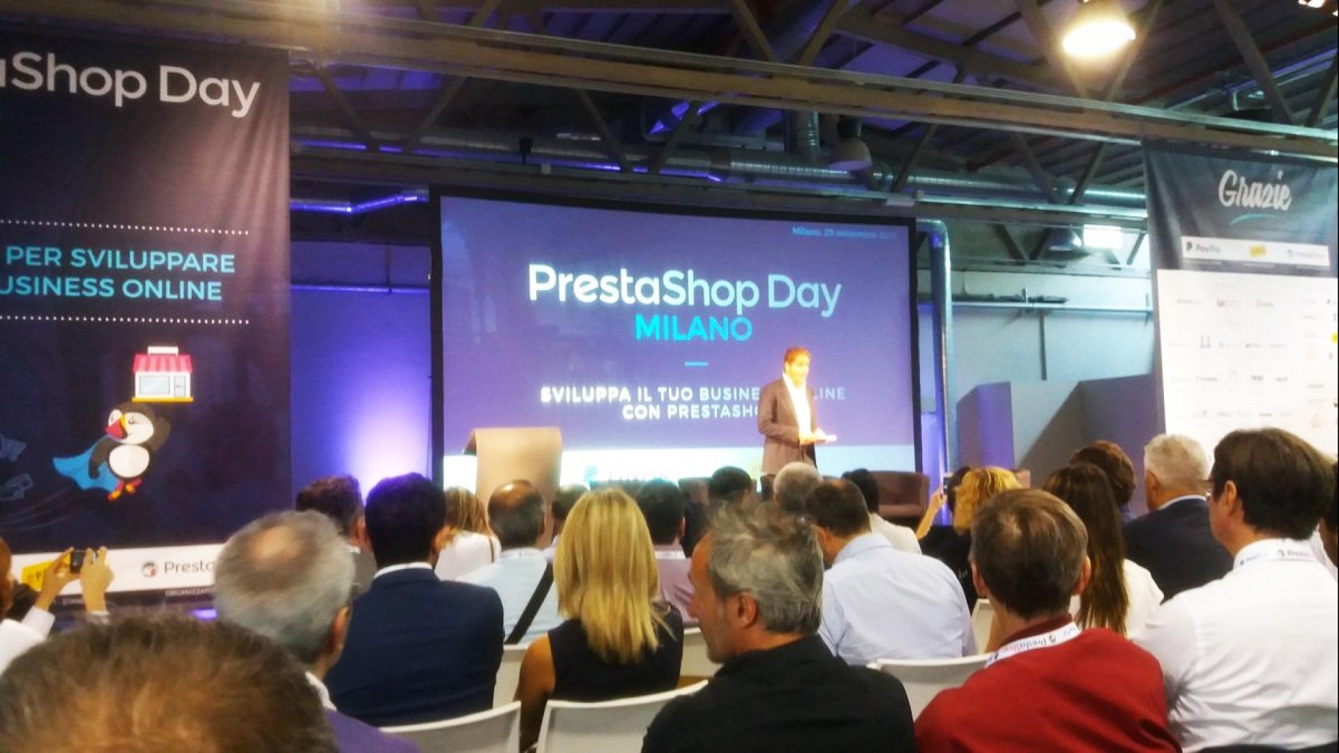 PrestaShop Day Milano, quello che devi sapere