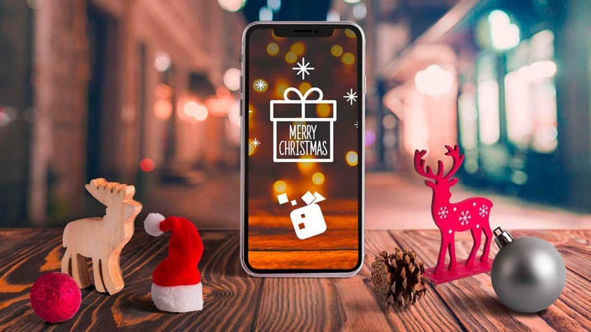 Buon Natale e Felice Anno Nuovo da OrangePix!