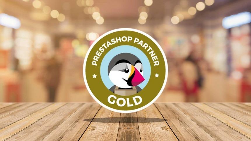 immagine blog OrangePix è Gold Partner PrestaShop
