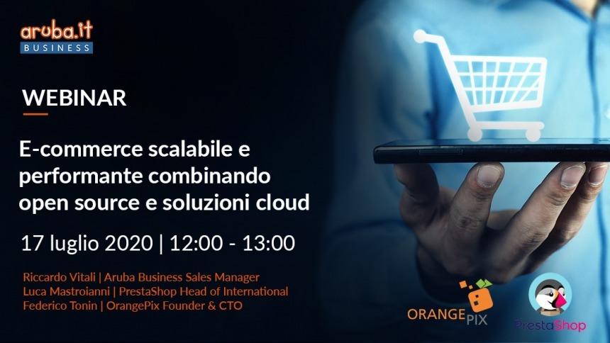 L'uso della tecnologia a container Jelastic Cloud di Aruba per lo sviluppo di un e-commerce internazionale