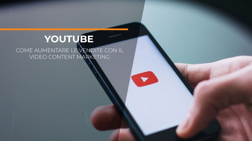 Come aumentare le vendite con YouTube
