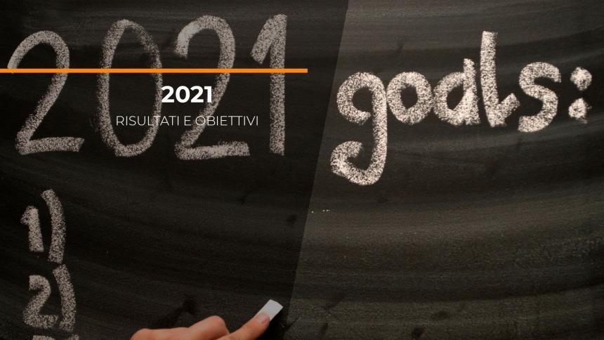 immagine blog 2021 - Risultati e Obiettivi