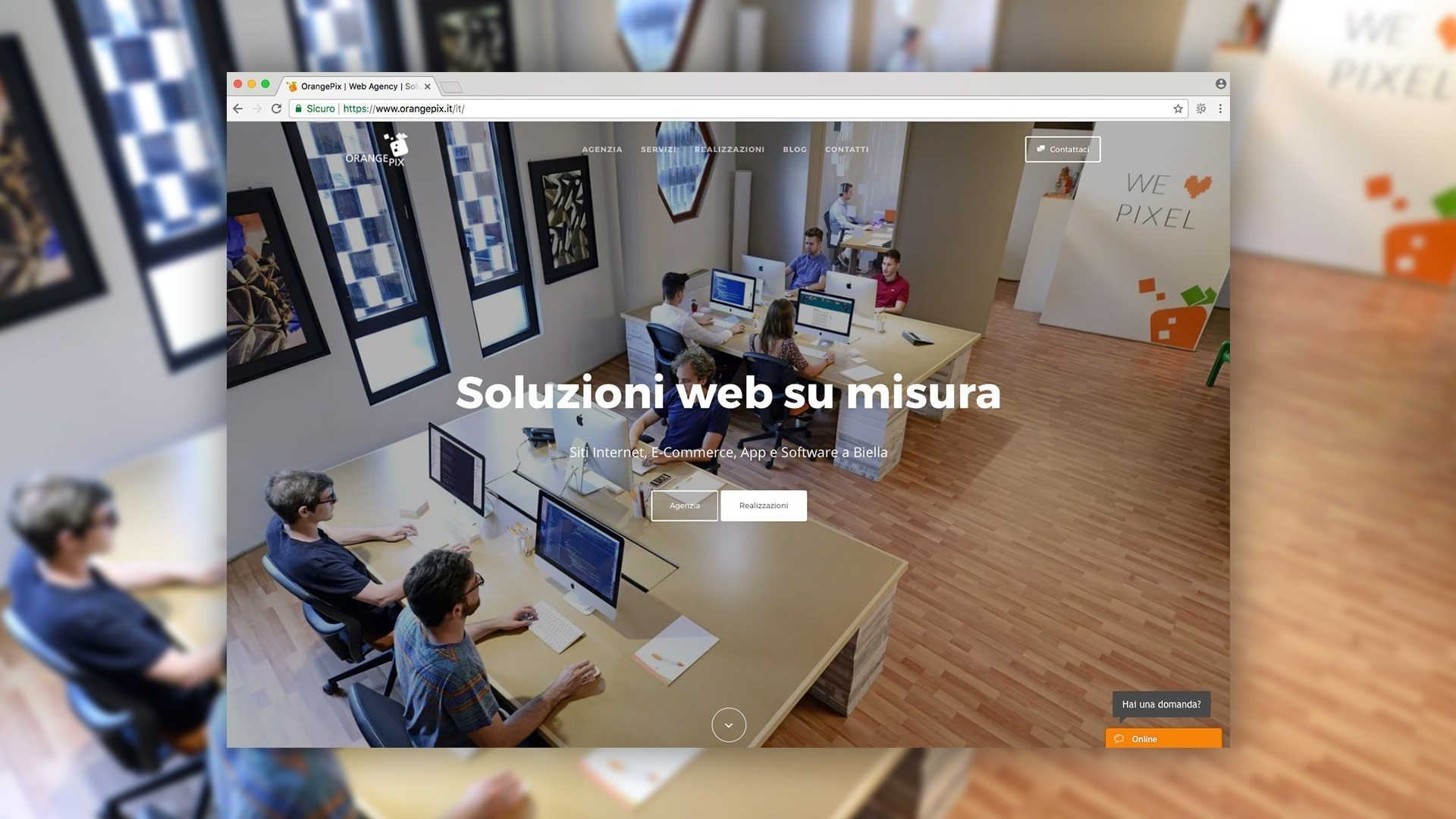 immagine blog Il nostro nuovo sito è online!