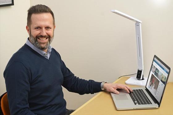 Realizzazione siti-web Blog Dr. Roberto Camisassa OrangePix