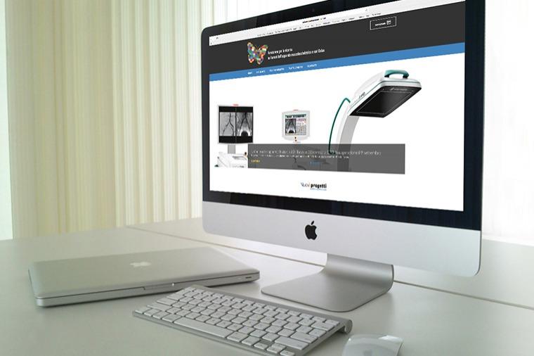 Presentazione sito Fondazione