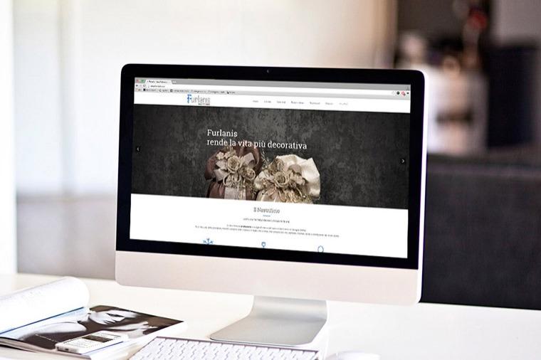 Realizzazione siti-web Furlanis OrangePix