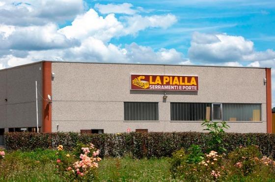 Realizzazione siti-web La Pialla - falegnami dal 1960 OrangePix
