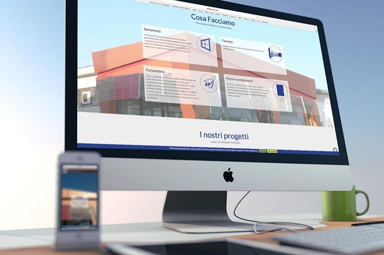 Realizzazione siti-web Pelle Aurelio OrangePix