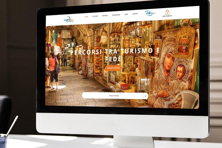 Realizzazione siti-web SogeviTour OrangePix